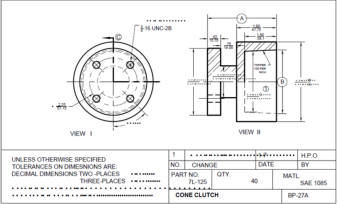 Blueprint reading get cad training for How to read construction blueprints